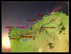 Enigma - Les étapes du jeu