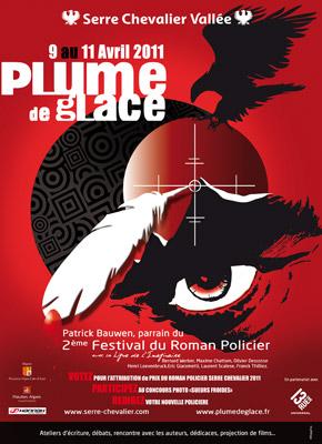 Plume de Glace - Festival du roman policier