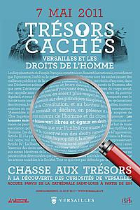 Trésors cachés - Chasse au trésor à Versailles