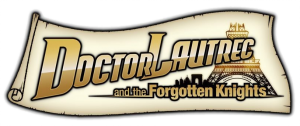 Docteur Lautrec et les Chevaliers Oubliés