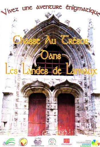 Chasse au trésor dans les Landes de Lanvaux
