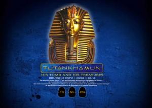 Le tombeau de Toutankhamon et ses trésors