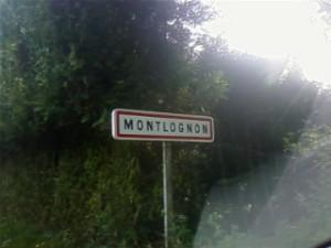 Montlognon - Contremarque de la zone A découverte
