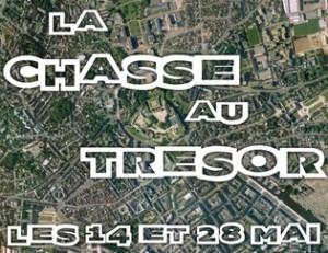 Chasse au trésor à Caen