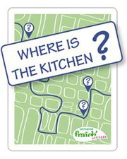 Where is The Kitchen ? Chasse au trésor en réalité augmentée sur iPhone et Facebook