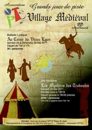 Jeux de Piste du Village Médiéval