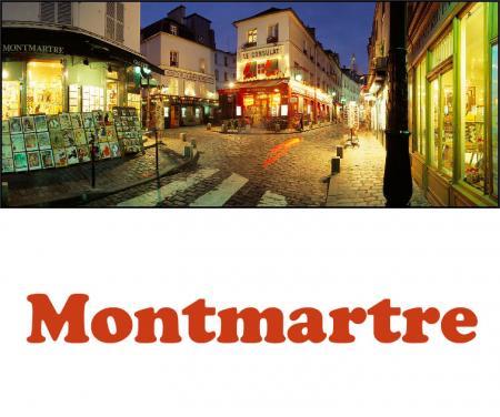 Visitez Montmartre intelligemment tout en vous amusant