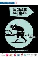 Chasse aux Trésors de Paris 2011