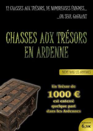 Chasses aux trésors en Ardenne
