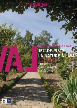 Jeu de piste : la nature à Laval