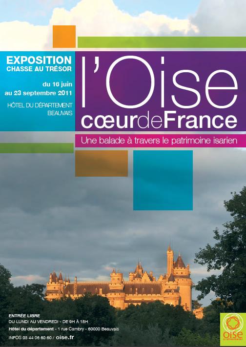 Chasse au trésor - L'Oise Coeur de France