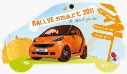 12e rallye Smart - Mont du Lyonnais