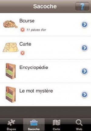 Jeu de piste iPhone Paris