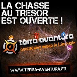 Terra Aventura - Geocaching en Limousin