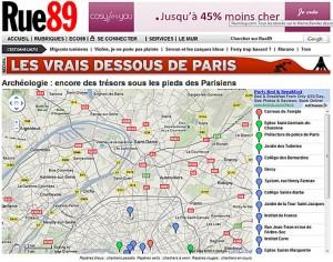 Les trésors de Paris