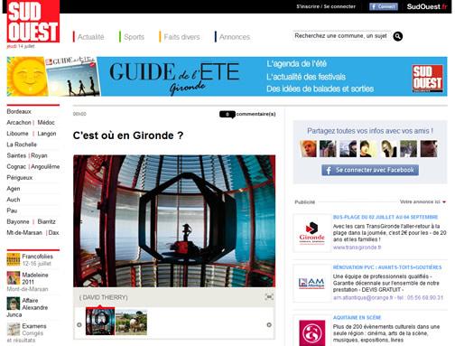 C'est où en Gironde ?