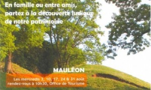 Chasse au trésor à Mauléon