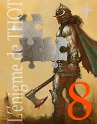 La tribu – L'Enigme de Thot
