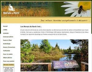 Québec : rallye interactif aux Marais du Nord