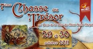 Chasse au trésor Mont Saint Michel