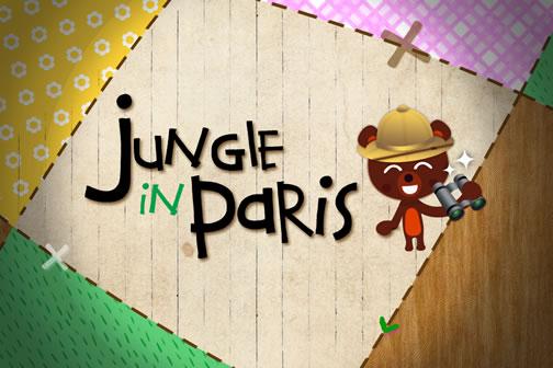 Jungle in Paris