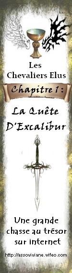 La Quête d'Excalibur - Les Chevaliers Elus