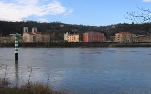 Maison du fleuve Rhône - Givors