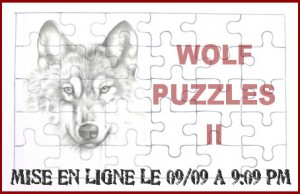 Wolf Puzzles II