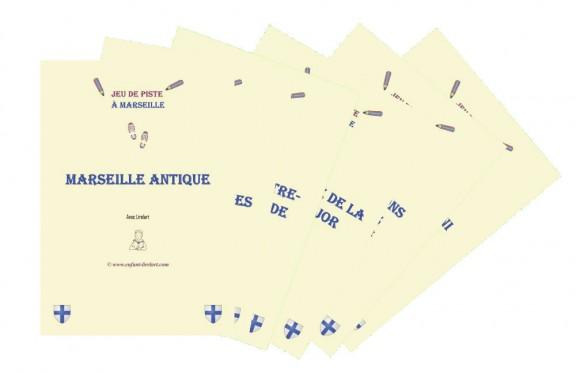 Jeux de piste à Marseille
