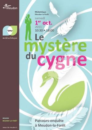 Parcours-Enquête à Meudon la Forêt - Le Mystère du Cygne