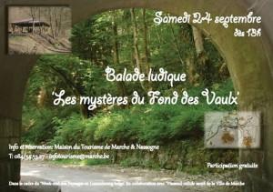 Les mystères du Fond des Vaulx