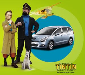 Les aventures de Tintin : Objectif 50