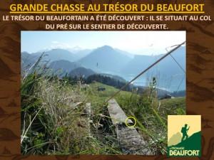Le trésor du Beaufortain