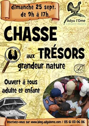 Chasse aux trésors en Vallées d'Ax