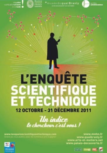 L'enquête scientifique et technique - Paris