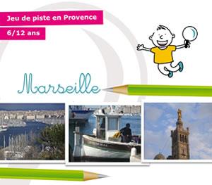 Jeux de piste en Provence