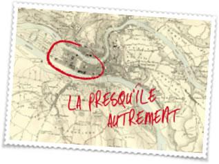 Troisième session de la chasse au trésor - Presqu'île de Lyon