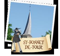 Le clocher ensorcelé : une énigme magique à résoudre à Saint-Bonnet-de-Four