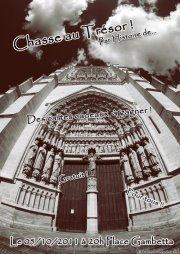 Chasse au trésor à Amiens