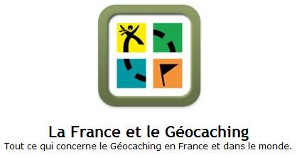 La France et le Geocaching