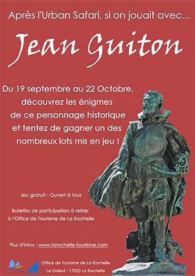 La Rochelle - Chasse au trésor Jean Guiton
