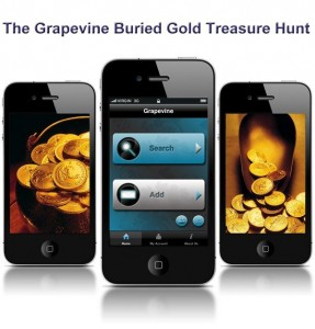 The Grapevine Buried Gold Treasure Hunt