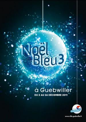 Geocaching à Guebwiller - Noel Bleu