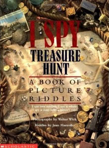 I Spy - Treasure Hunt