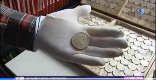 Langres - 2000 pièces d'or et d'argent