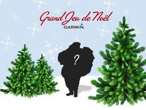 Grand Jeu de Noël Garmin