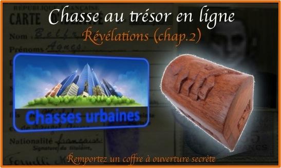 Révelation - Présentation - Chasse au trésor