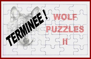 Wolf Puzzle II : fin de la chasse au trésor