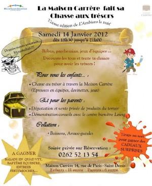 Chasse aux trésors à Saint Denis – La Réunion
