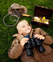 Devenir chercheur de trésors